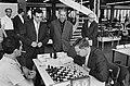Interzonaal fide schaaktoernooi in GAK gebouw, nr 21, 22 23 Larsen, P Renko (V, Bestanddeelnr 916-4758.jpg