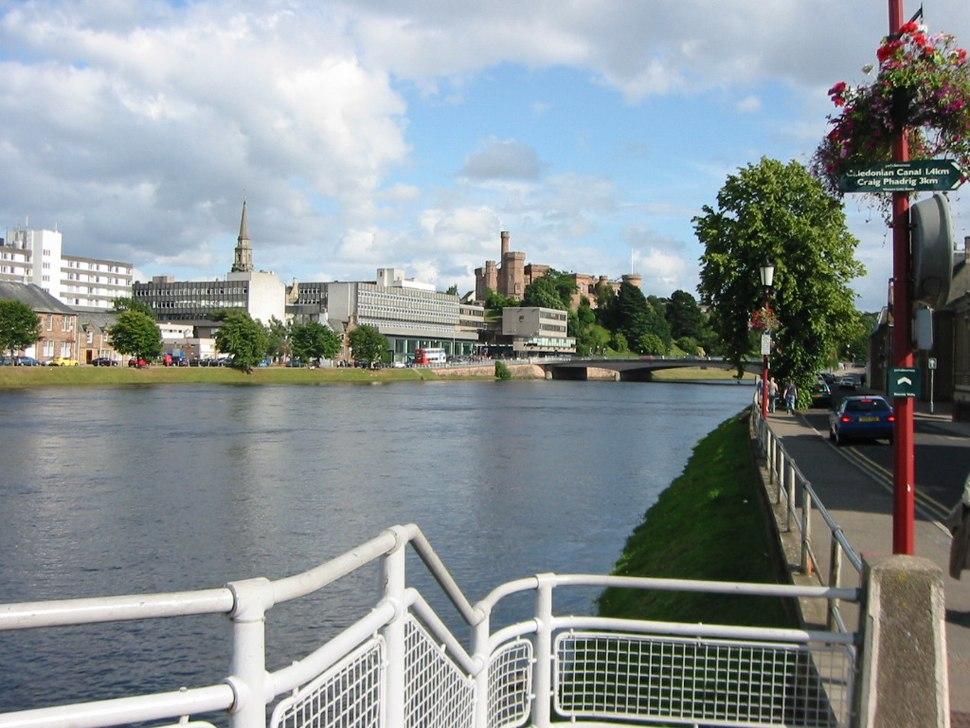 Inverness Ness&Castle 15751
