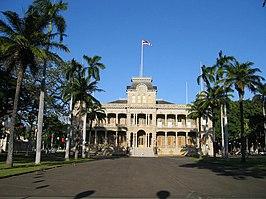 ʻIolani Palace
