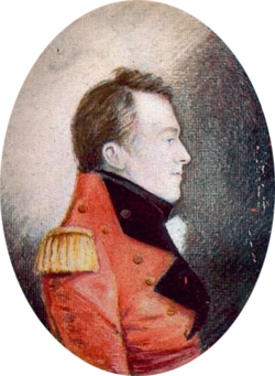 Isaac brock portrait 1, from the story of isaac brock (1908) 2