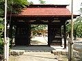 Isawa Hachiman Jinja sacred Shinto gates.JPG