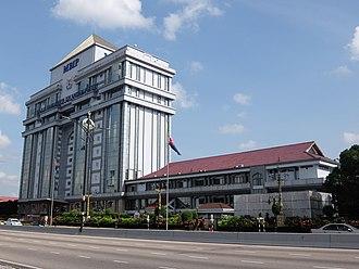 Iskandar Puteri - Iskandar Puteri City Council