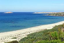 Cartina Sardegna Isola Rossa.Isola Rossa Trinita D Agultu E Vignola Wikipedia
