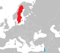 Israel-Sweden locator.png
