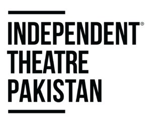 Independent Theatre Pakistan - The logo of Independent Theatre Pakistan