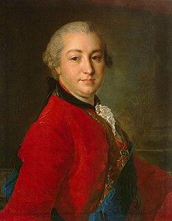 Иван Иванович Шувалов