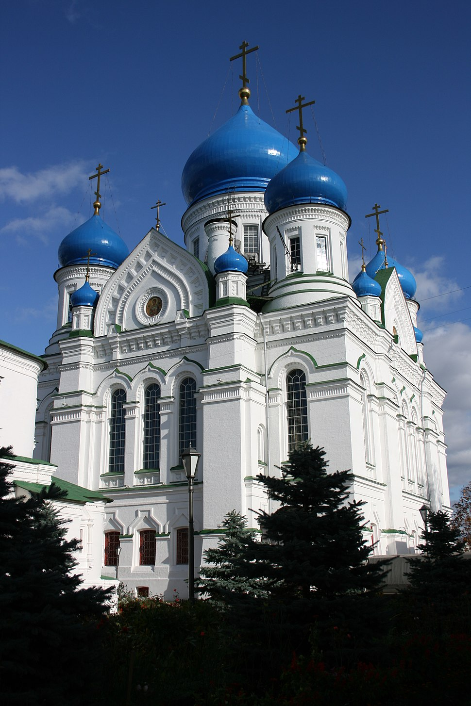 Iversky temple