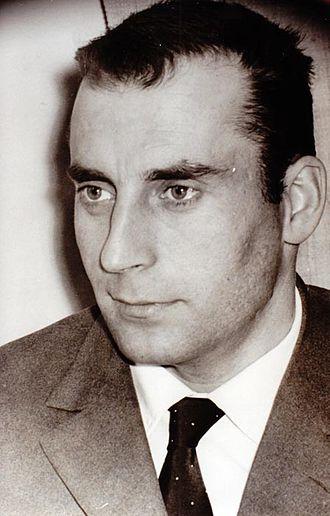 Ivo Daneu - Daneu in 1967.
