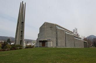 Jørpeland - Jørpeland Church