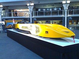 JCB Dieselmax Motor vehicle