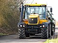 JCB Fastrac - a new generation of tractors - geograph.org.uk - 1734670.jpg