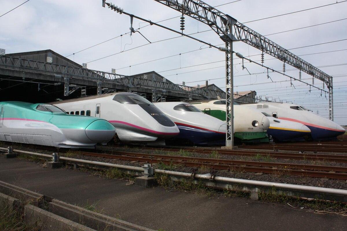 Shinkansen Wikipedia