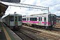 JR Hanawa line @Odate station (2970825584).jpg