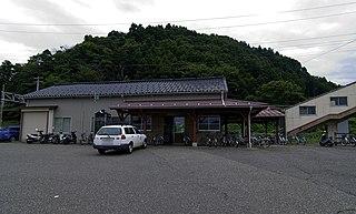 Kajiyashiki Station