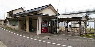 Oyashirazu Station