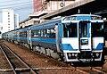 JR shikoku kiha185 blue shiokaze 1989.jpg
