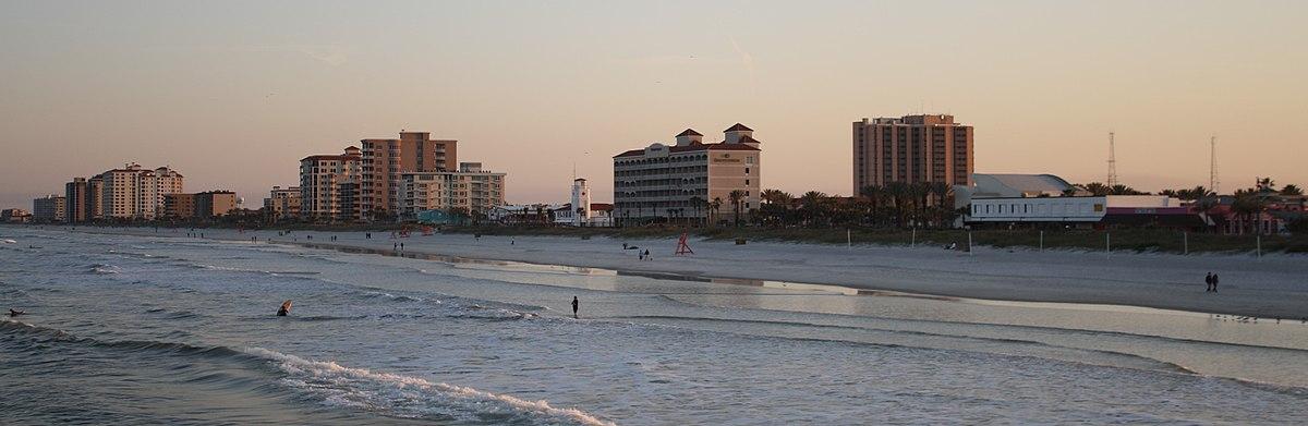 Jacksonville Beach Florida Wikipedia