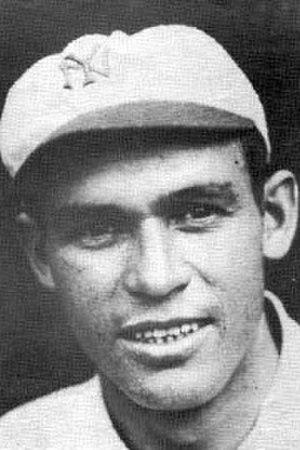Jack Martin (baseball) - Image: Jack Martin (1912 Highlanders) 2