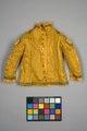 Jacka till gul maskeraddräkt Gustaf Adolf - Livrustkammaren - 86701.tif
