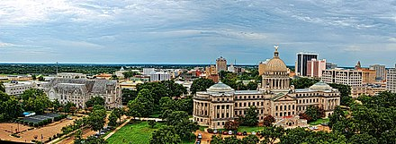 Jackson, Mississippi JacksonMS Downtown Panorama.jpg