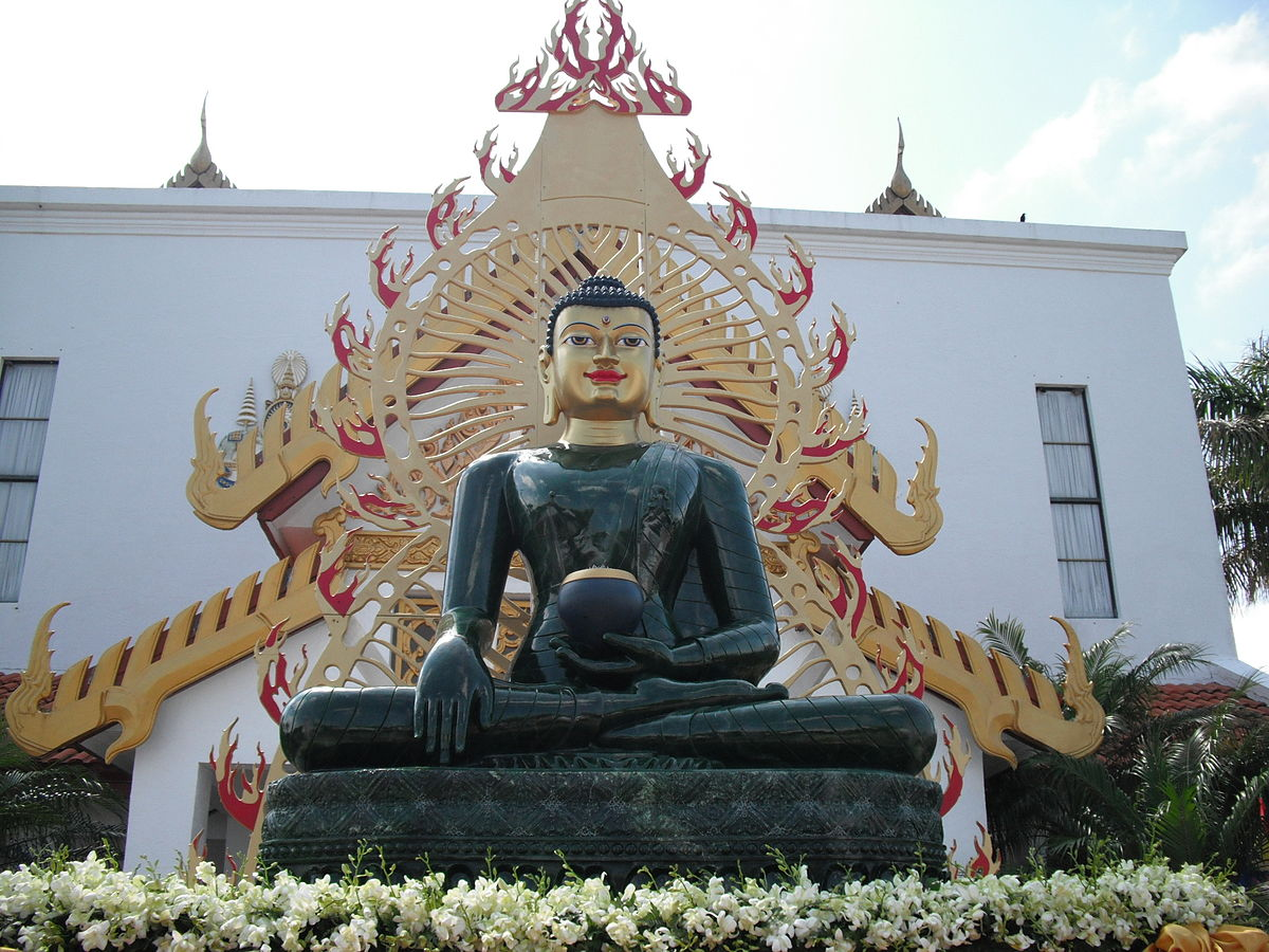 Jade Buddha for Universal Peace - Wikipedia