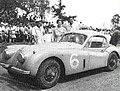 Jaguar XK120 (1954 Mount Druitt 24 Hour Road Race).jpg