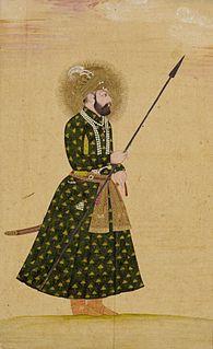 Jahandar Shah ninth Mughal emperor