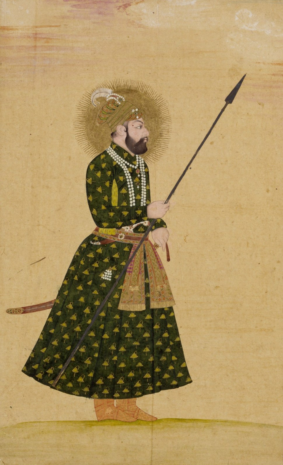 Jahandar Shah, Mughal Emperor.