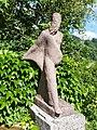 Jakob Probst (1880–1966), Der Sämann. Friedhof der reformierten Kirche in Reigoldswil (2).jpg