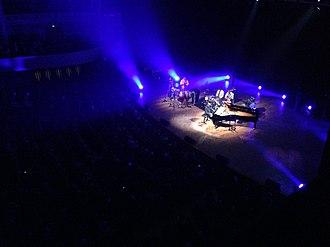 Ahmad Jamal - Ahmad Jamal at Bozar in Brussels, Belgium (Jan 2014)