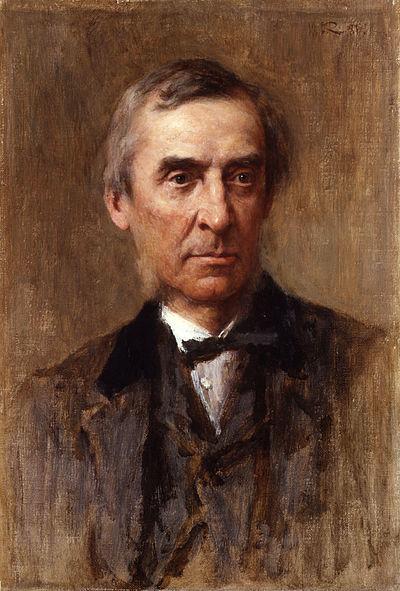 James Anthony Froude, English historian, novelist, biographer, and editor of Fraser's Magazine