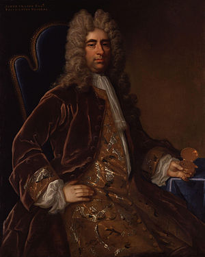 James Craggs the Elder - James Craggs, 1710
