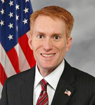 James Lankford - James Lankford congressional photo