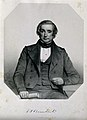 James Scott Bowerbank. Lithograph by T. H. Maguire, 1851. Wellcome V0000712.jpg