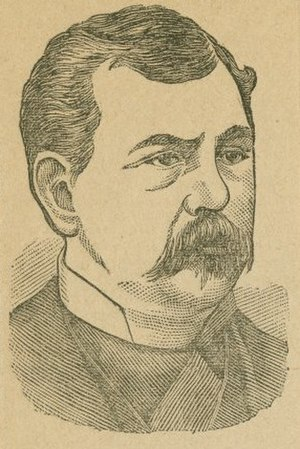 James W. Newman - Image: James W. Newman 1882