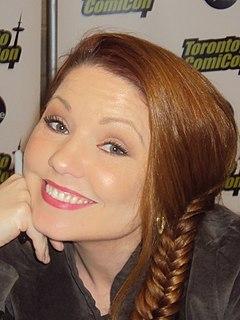 Jamie Marchi American actress