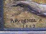 Jan Brueghel d.Ä.- Großer Fischmarkt-Signatur.JPG