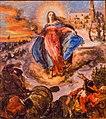 Jan Matejko - Matka Boża unosząca się nad klasztorem jasnogórskim podczas oblężenia przez Szwedów.jpg