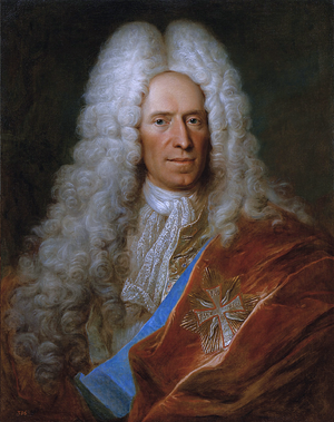 Jan Szembek - Portrait attributed to Ádám Mányoki