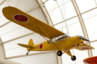 Piper PA-18 Super Cub - Japan Ground Self-Defense Force L-21B