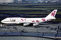 Japan Airlines Boeing 747-346(SR) (JA8187 24019 694) (6203109916).jpg