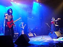 Japan Expo 2010で催されたミサの ...
