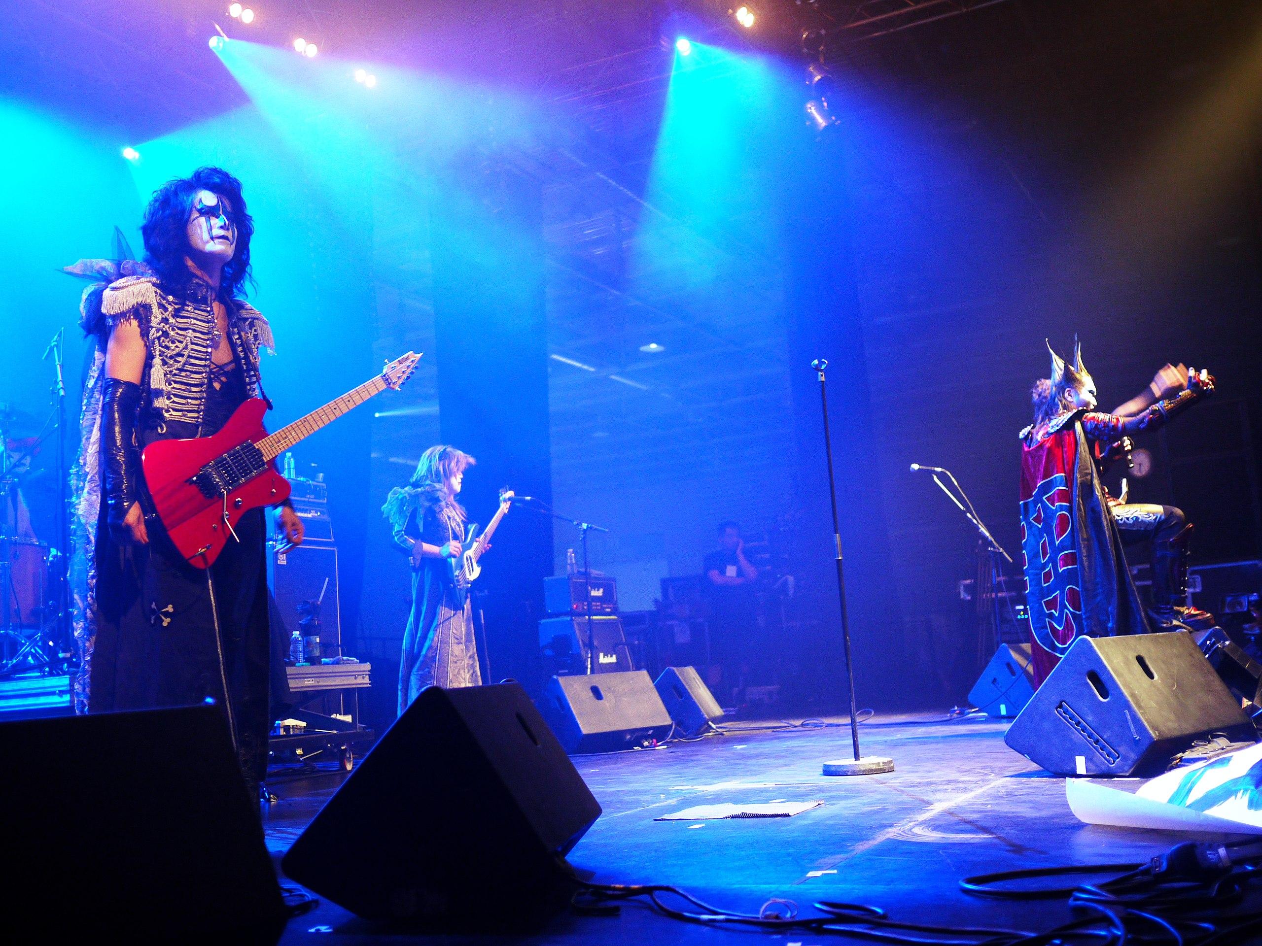 Japan Expo 2010 - Concert Seikima-II - P1470363.jpg