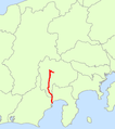 Japan National Route 52 Map.png