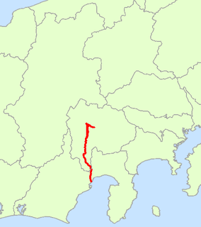 Japan National Route 52