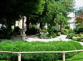 Jardin Japonais D Aix Les Bains Wikipedia