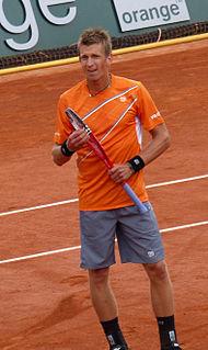 Jarkko Nieminen Finnish tennis player