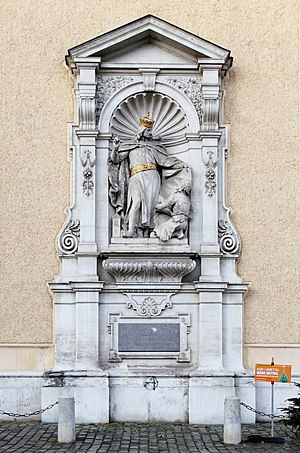 History of Vienna - Duke Henry II of the Babenberg dynasty elevated Vienna to his capital in 1155