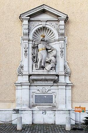 Henry II, Duke of Austria - Statue in Schottenstift, Vienna
