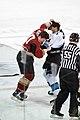 Jason Kostadine vs. Ryan Reaves (2 of 9) (2338681833).jpg